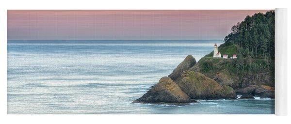 Heceta Lighthouse Yoga Mat