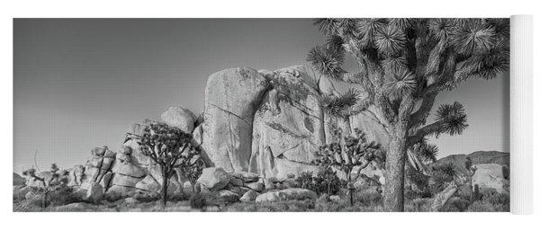 Hidden Valley Rock Yoga Mat