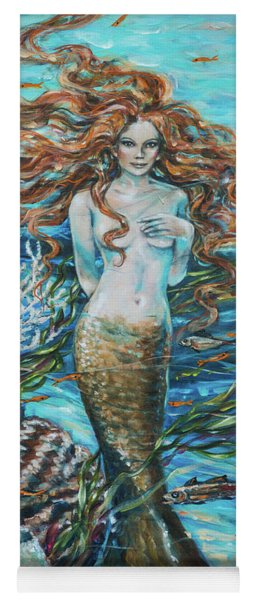 Highland Mermaid Yoga Mat