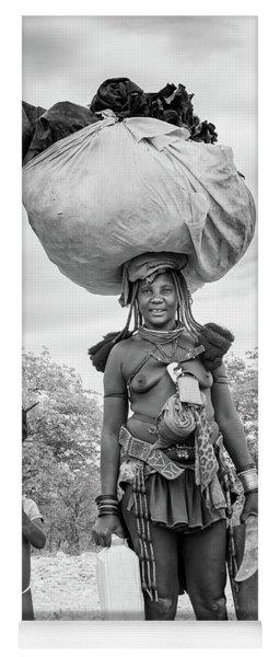 Himba Both Carrying  Yoga Mat