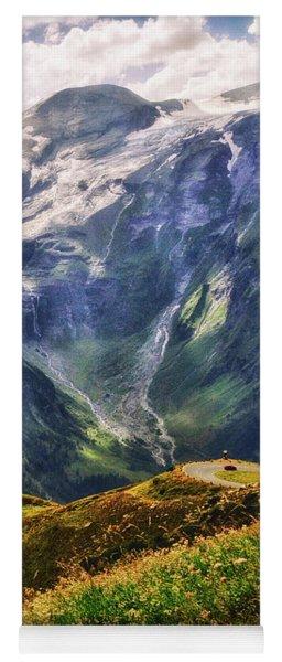 Hohe Tauern National Park Austria Yoga Mat