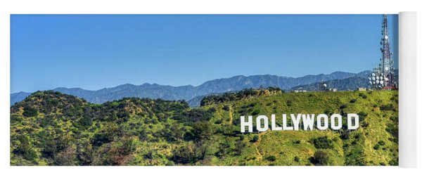 Hollywood 2 Yoga Mat