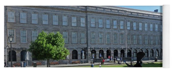 Home Of The Book Of Kells Yoga Mat