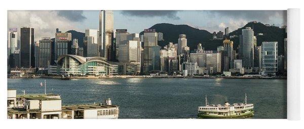 Hong Kong Star Yoga Mat