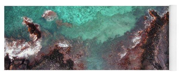 Honokohau Harbor Beach Aerial Yoga Mat