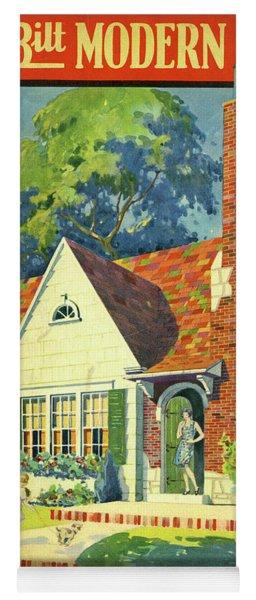 Honor Bilt Modern Homes Sears Roebuck And Co 1930 Yoga Mat