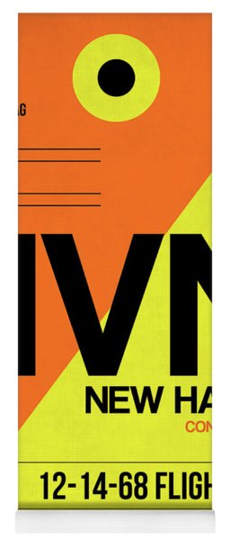 Hvn New Haven Luggage Tag I Yoga Mat