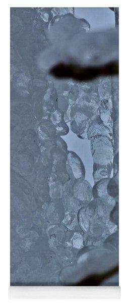 Ice Bubbles Yoga Mat