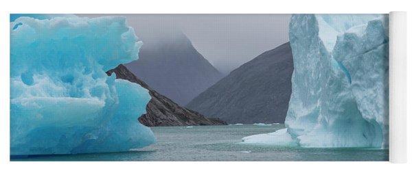 Ice Giants Yoga Mat