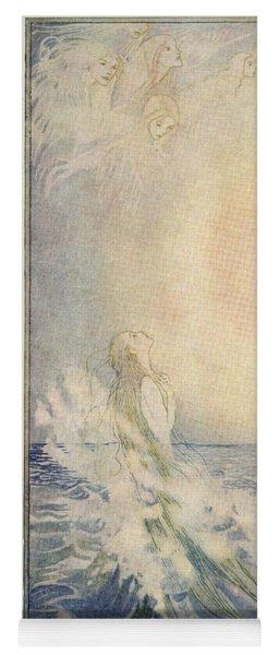 The Little Mermaid, Illustration From  Yoga Mat