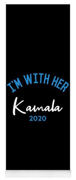 Im With Her Kamala Harris 2020 Yoga Mat
