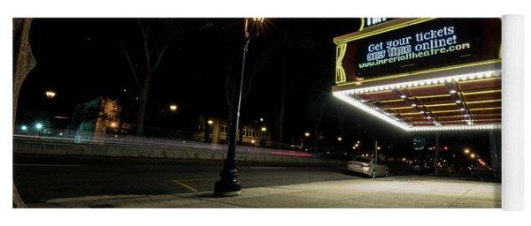 Imperial Theatre Augusta Ga Yoga Mat