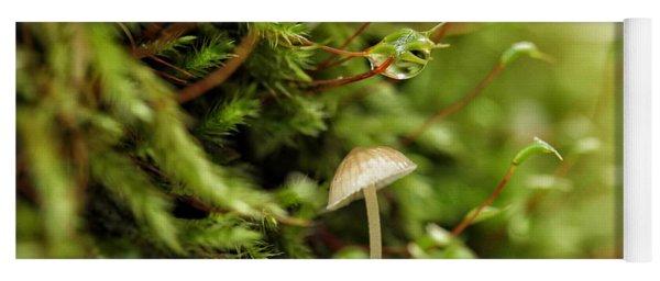 In Moss World ... Dewy Fresh Friendships Yoga Mat
