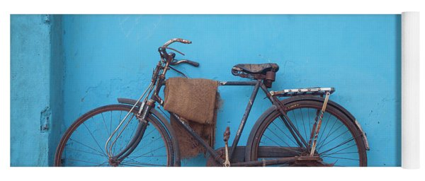 Indian Bike Yoga Mat