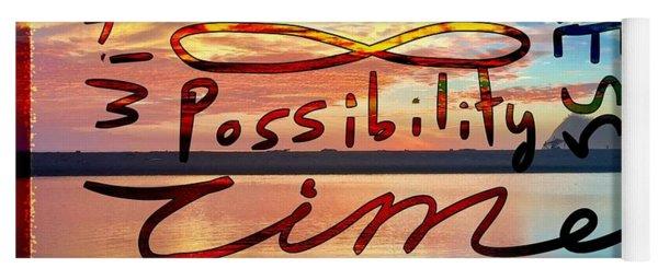 Infinite Possibility Yoga Mat