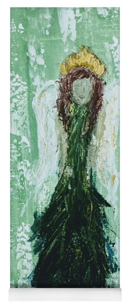 Irish Angel  Yoga Mat