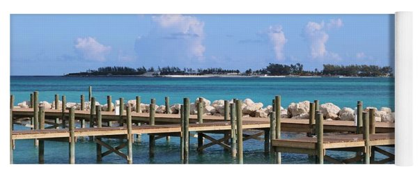 Island Paradise Yoga Mat