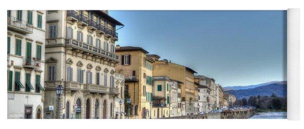 Italy River Yoga Mat