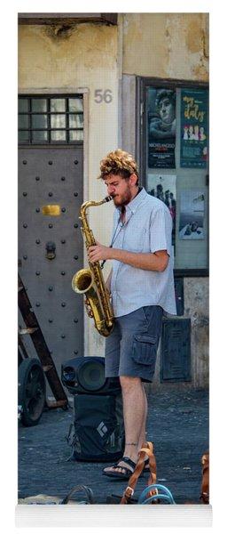Jazz Yoga Mat