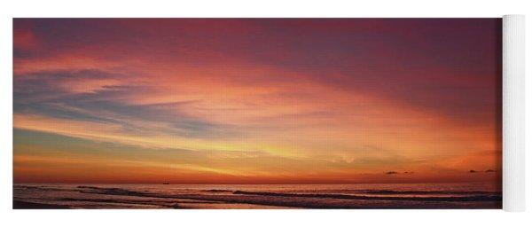 Jersey Shore Sunrise Yoga Mat
