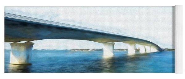 John Ringling Causeway Yoga Mat