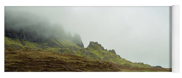 Journey To The Quiraing Yoga Mat
