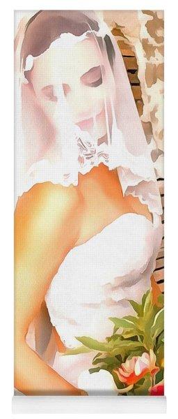 June Bride Yoga Mat
