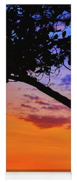 Just Another Kona Sunset Yoga Mat