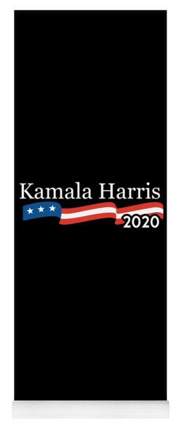 Kamala Harris 2020 For President Yoga Mat