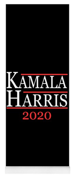 Kamala Harris For President 2020 Yoga Mat