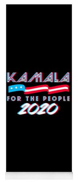 Kamala Harris For The People Yoga Mat