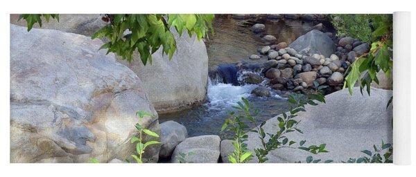 Kaweah River Yoga Mat
