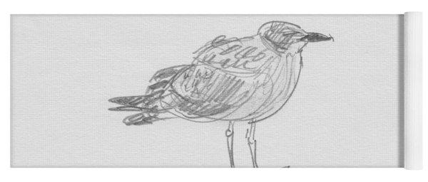Kelp Gull Yoga Mat