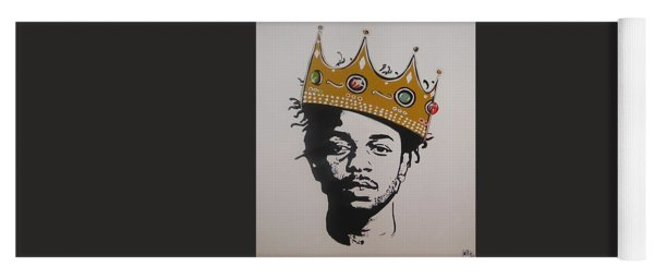 Kendrick The King Yoga Mat