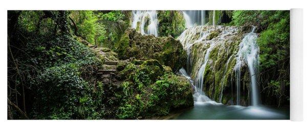 Krushunski Waterfalls Yoga Mat