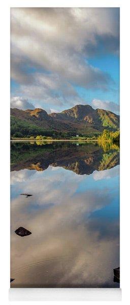 Lake Crafnant Snowdonia Yoga Mat