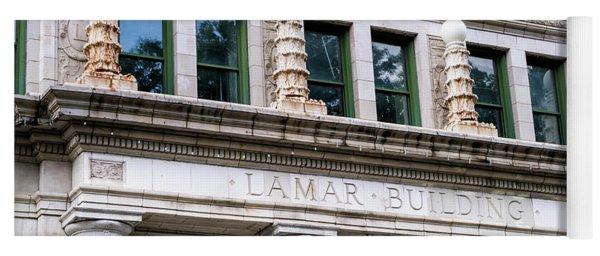 Lamar Building - Augusta Ga Yoga Mat