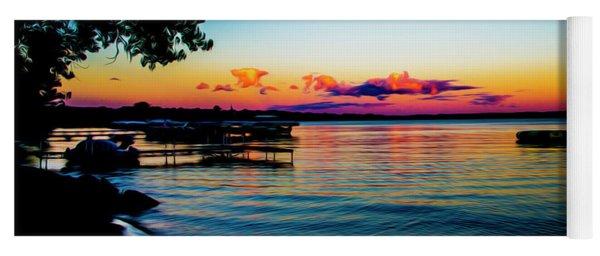 Leech Lake Yoga Mat