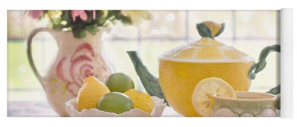 Lemon Tea  Yoga Mat