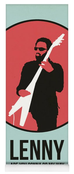 Lenny Kravitz Yoga Mat