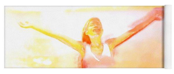 Lifegiving Moment Yoga Mat
