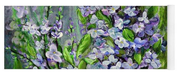 Lilac Dream Yoga Mat