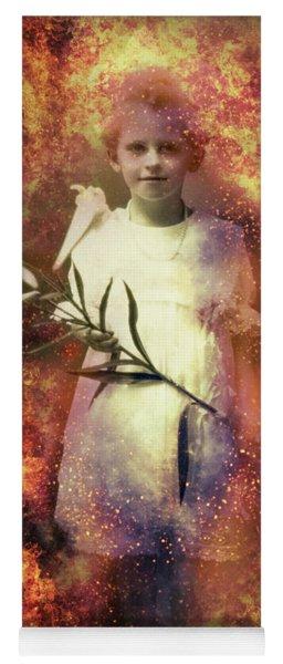 Lilies Of The Apocalypse Yoga Mat