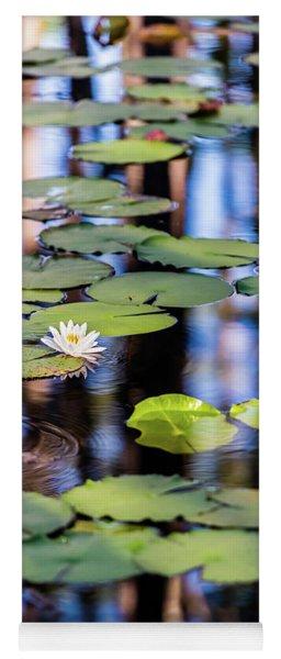 Lilypad Cypress Pond Yoga Mat
