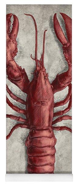 Lobster Yoga Mat