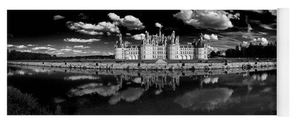 Loire Castle, Chateau De Chambord Yoga Mat