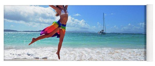 Lollick Frolic Yoga Mat