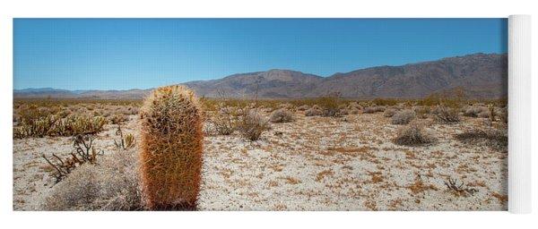 Lone Barrel Cactus Yoga Mat