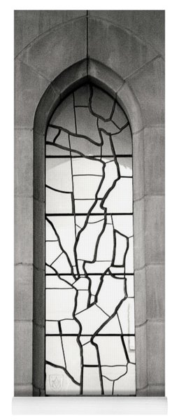 Lone Cathedral Window Yoga Mat