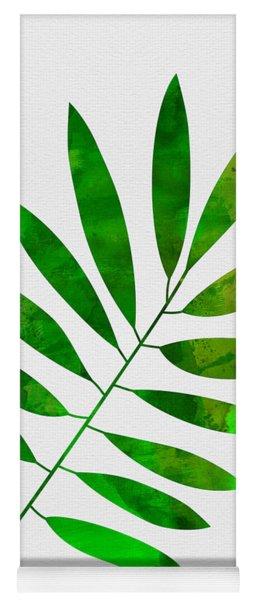 Lonely Leaf Yoga Mat